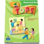 Tops Homework Book, Level 4