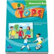 Tops Homework Book, Level 5