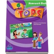 Tops Homework Book, Level 6