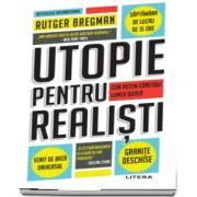 Rutger Bregman, Utopie pentru realisti