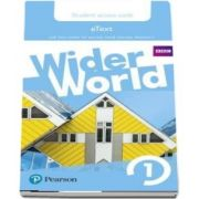 Wider World 1 eBook Students Access Card