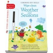Wipe-Clean Weather and Seasons 5-6