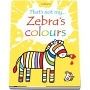 Zebras colours