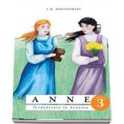 Anne. Invatatoare in Avonlea, volumul III