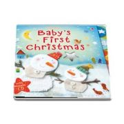 Babys first Christmas with music CD