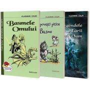 Colectia de autor Vladimir Colin - Basmele omului, Legendele Tarii lui Vam, Zece povesti pitice
