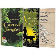 Colectia de autor Rudyard Kipling - Cartea junglei, A doua carte a junglei, Simple povestiri