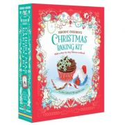Childrens Christmas baking kit