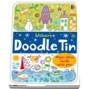 Doodle tin