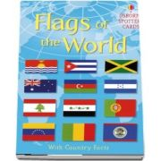 Flags of the world cards