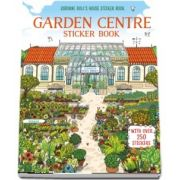 Garden centre sticker book