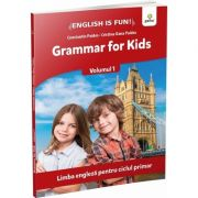 Grammar for kids, volumul I