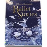 Illustrated ballet stories