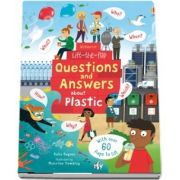 Lift-the-Flap Questions and Answers About Plastic