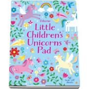 Little Childrens Unicorns Pad