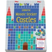 Mosaic sticker castles