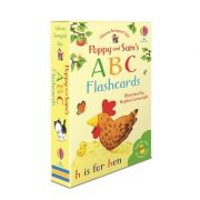 Poppy and Sams ABC flashcards