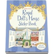 Royal dolls house sticker book