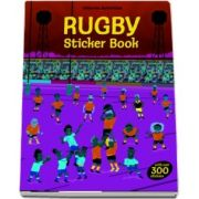 Rugby sticker book