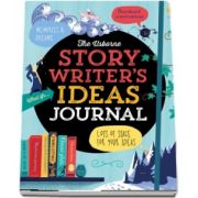 Story writers ideas journal