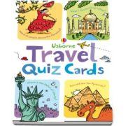 Travel quiz cards