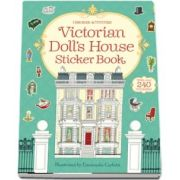 Victorian dolls house sticker book
