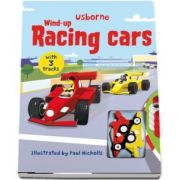 Wind-up racing cars