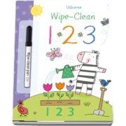 Wipe-clean 1 2 3