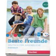Beste Freunde. Arbeitsbuch A1. 2 mit CD