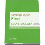 Cambridge English First Masterclass. Class Audio CDs