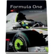Oxford Bookworms Library Factfiles, Level 3. Formula One audio CD pack