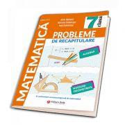 Probleme de recapitulare. Matematica. Clasa a 7-a