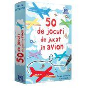 50 de jocuri de jucat in avion