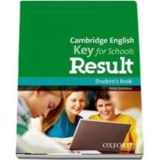 Cambridge English Key for Schools Result. Students Book