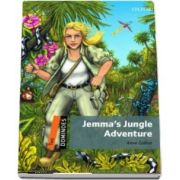 Dominoes Two. Jemmas Jungle Adventure.Book