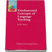 Fundamental Concepts of Language Teaching. Historical and Interdisciplinary Perspectives on Applied Linguistic Research
