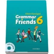 Grammar Friends 6. Students Book with CD ROM Pack