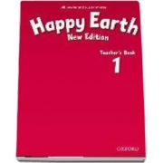 Happy Earth 1 New Edition. Teachers Book