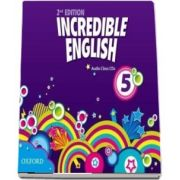 Incredible English 5. Class Audio CDs (3 CD)