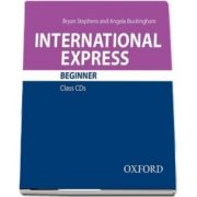 International Express Beginner. Class Audio CD