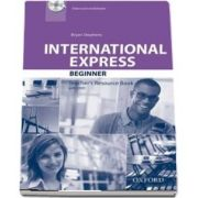 International Express Beginner. Teachers Resource Book with DVD