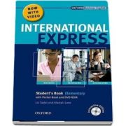 International Express Elementary. Students Pack (Students Book, Pocket Book and DVD)