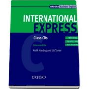International Express Intermediate. Class Audio CDs