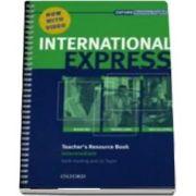 International Express Intermediate. Teachers Resource Book with DVD