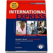 International Express Pre Intermediate. Students Pack (Students Book, Pocket Book and DVD)