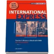 International Express Pre Intermediate Teachers Resource Book with DVD