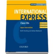 International Express Upper Intermediate. Class Audio CDs