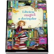 Katja Frixe, Libraria magica a dorintelor