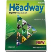 New Headway Beginner Third Edition. Class Audio CDs (2)