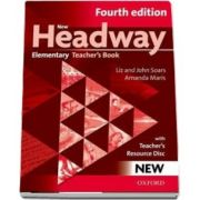 New Headway Elementary A1-A2. Teachers Book and Teachers Resource Disc. The worlds most trusted English course